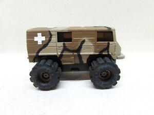Schaper-Stomper-4x4-Ambulance-Military-Camo-Untested