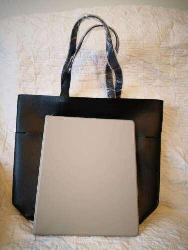 NEW 2019 Neiman Marcus Yellow //Black //White Shoulder Purse Tote Bag Choose.....