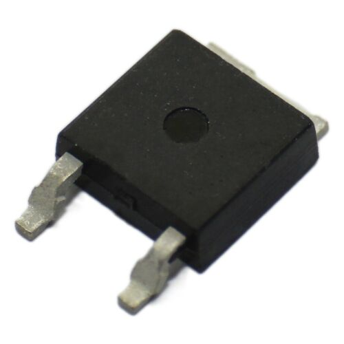 2x STD3N62K3 Transistor N-MOSFET unipolaire 620 V 1.7 A 45 W DPAK ST Microelectronics