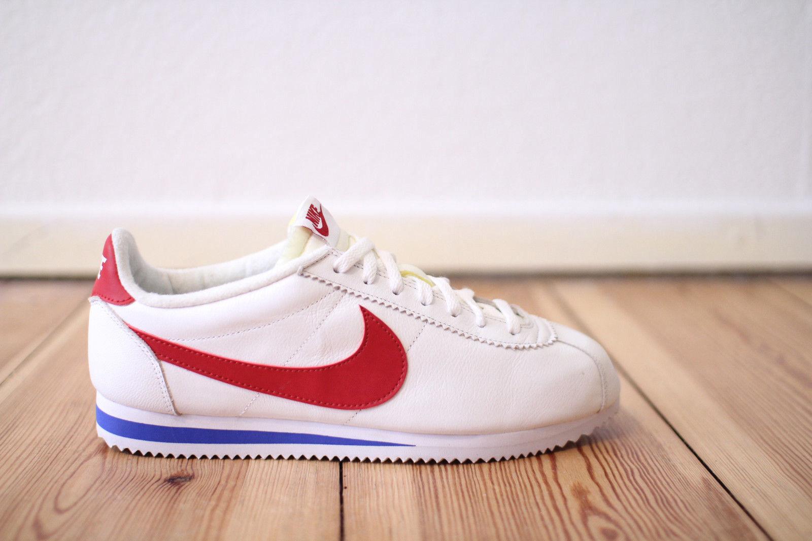 Nike Classic cortez og PRM de cuero blancoo og talla 42,43,44,45 nuevo embalaje original &