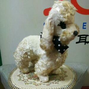 Very Rare Antique French Poodle 60 S Vintage Stuffed Animals Toy