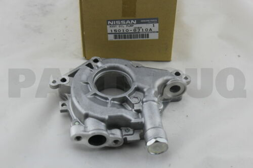 150108J10A Genuine Nissan PUMP ASSY-OIL 15010-8J10A