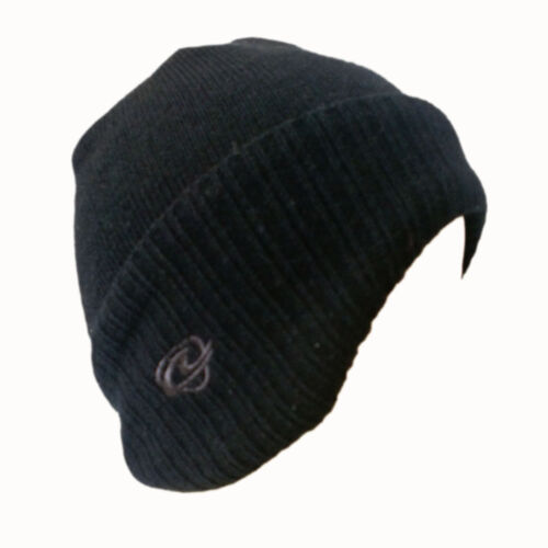 German Style Ribbed Beanie Hat Fleece Lined Shaped to Cover Forehead /& Ears Mens
