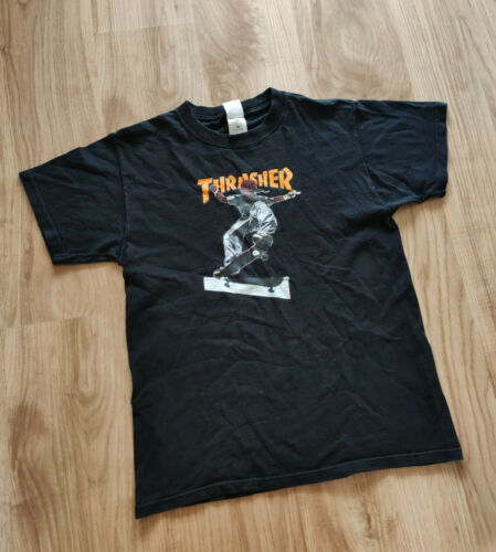 Vintage Thrasher tee 00s shirt Fruit of the loom p