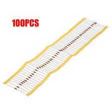 10 Pcs 1/4w 0.25w 5 1k Ohm Carbon Film Resistor US SELLER
