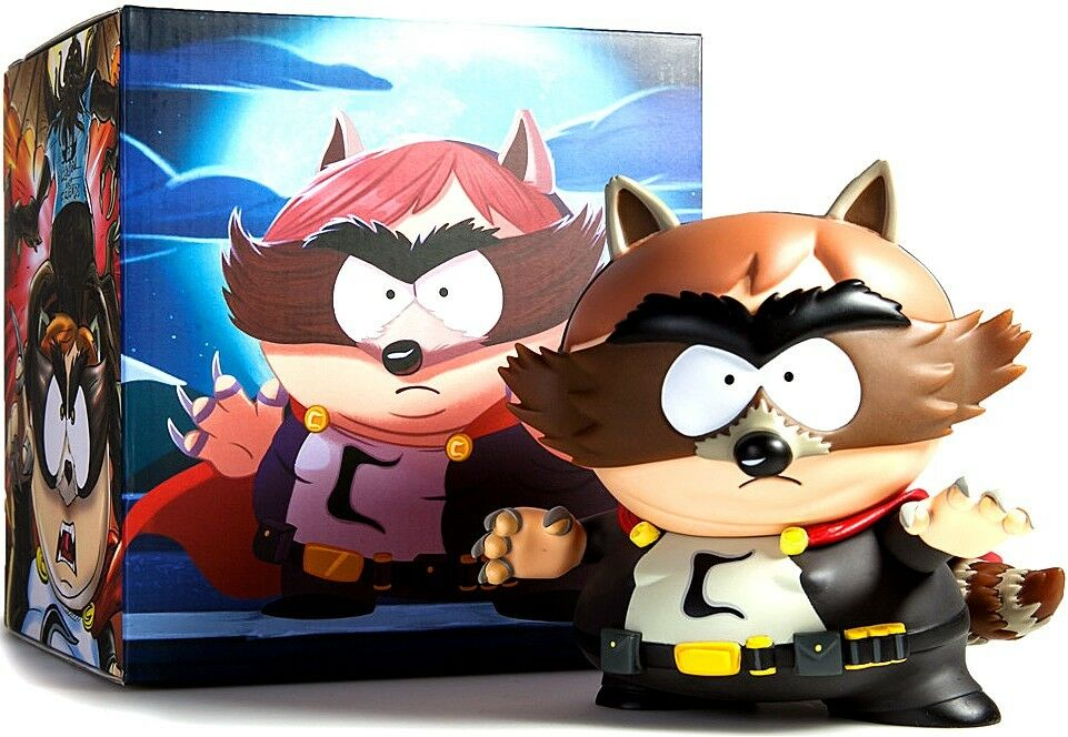 South Park The Fractured But Whole The Coon 7-Inch Medium Figure