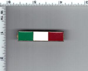 Italian Officer Citation Bar EMS Emergency Medical Service
