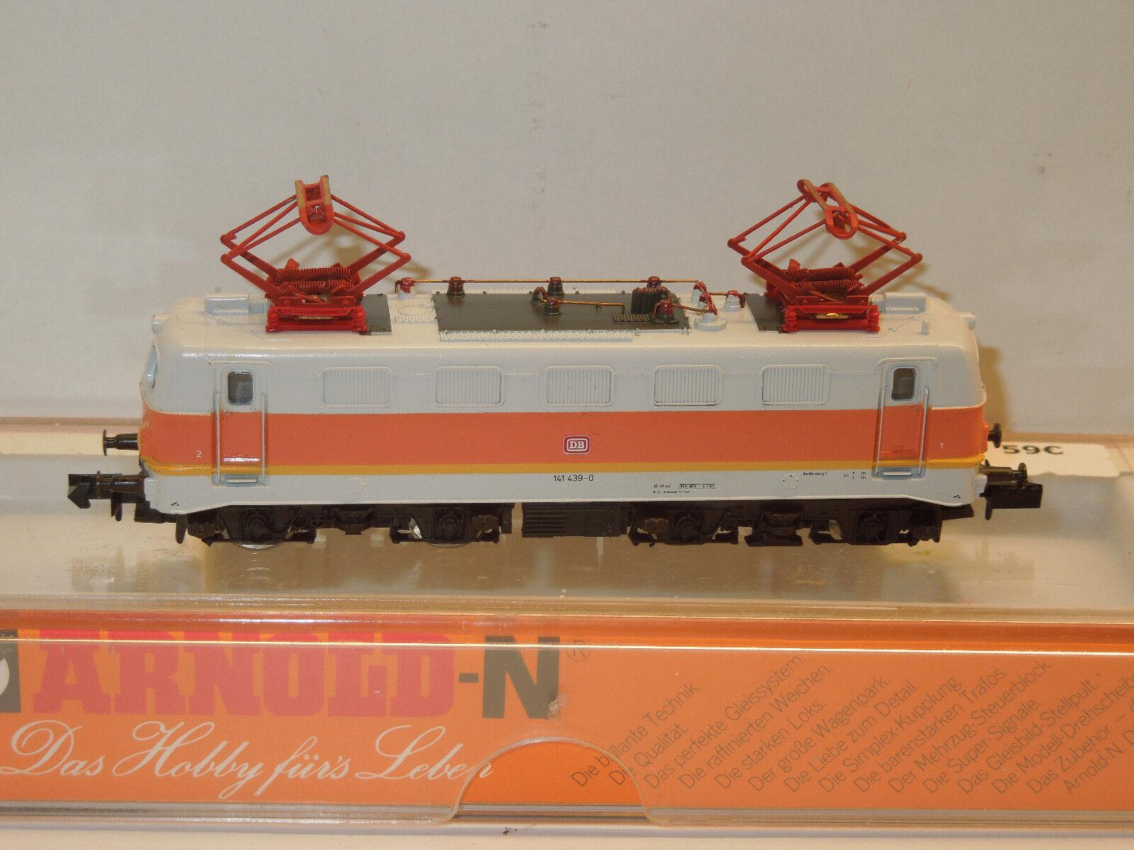 Arnold Spur N 2324 E-Lok BR 141 delle DB
