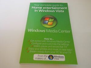 Windows Vista Magazine Booklet  Home Entertainment in Windows Vista  2007 - Banbury, United Kingdom - Windows Vista Magazine Booklet  Home Entertainment in Windows Vista  2007 - Banbury, United Kingdom