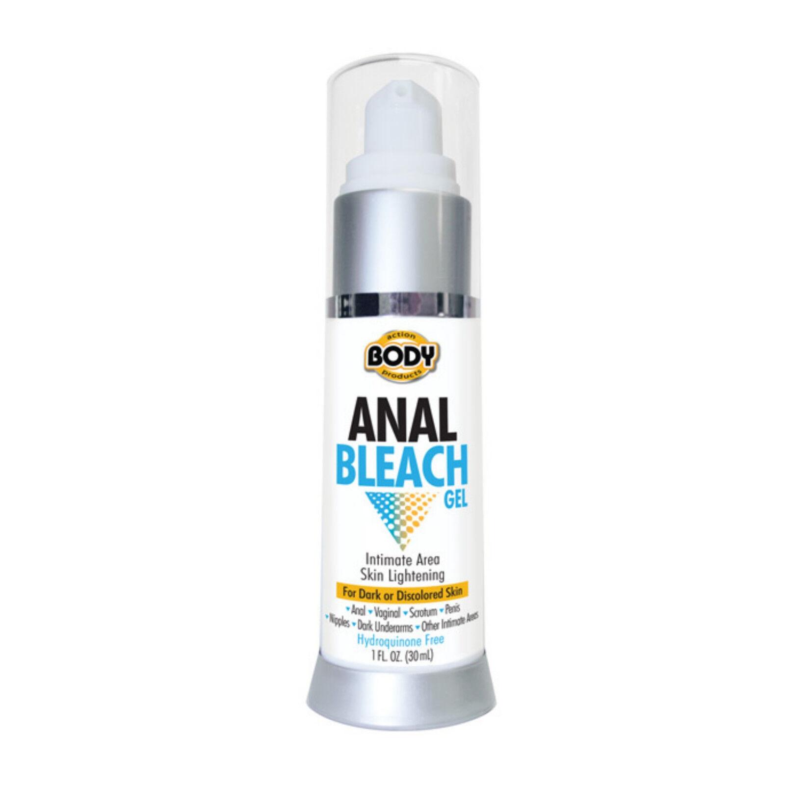 Anal bleach ingredients
