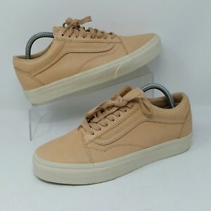 9cb65858ac Vans Leather Old Skool (Men s 8 Women s 9.5) Unisex Sneaker Shoes ...