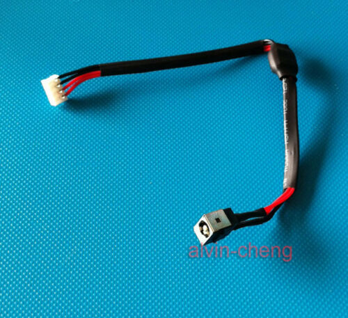 DC Power Port Jack Socket and Cable Wire C15 FOR Toshiba Satelite L455 A500 L555