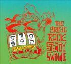 The  Great Rocksteady Swindle [Digipak] by The Slackers (CD, Apr-2010, Hellcat Records)