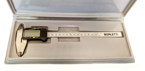 CALIBRO DIGITALE BORLETTI CDJB20 DI PRECISIONE 200 MM