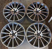 19 Oem Mercedes Benz Cls400 Factory Original Amg Wheels Rims Cls550 Sl400 Sl550