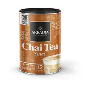 Arkadia Spice Chai Tea 240g