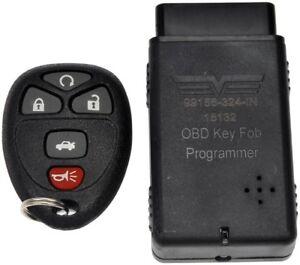 Keyless Entry Remote Key Fob Black Dorman 99162