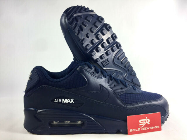 nike air max 90 blu navy