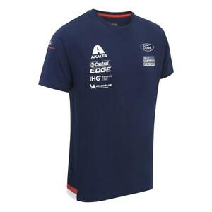 NEW FOR FORD 2018! PERFORMANCE TEAM T-SHIRT-LE MANS-ALL SIZES-FREE UK SHIP