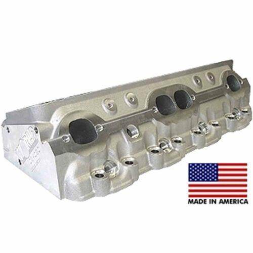 World Products 021250 Cylinder Head SBC 64cc Bare 1.437//.560 2.02//1.600 Straigh
