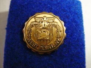 Vintage-West-Point-Lapel-Pin-Hat-Pin-Bronze