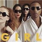 Pharrell Williams - G I R L (2014) CD NEW/SEALED SPEEDYPOST