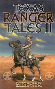 Texas-Ranger-Tales-II-Hardcover-by-Cox-Mike-Brand-New-Free-shipping-in-th