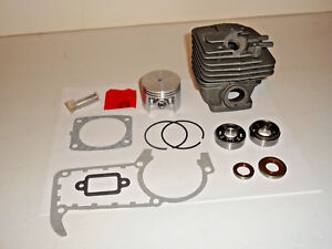 NWP Big Bore Nikasil cylinder piston kit for Stihl MS361 49mm with gaskets