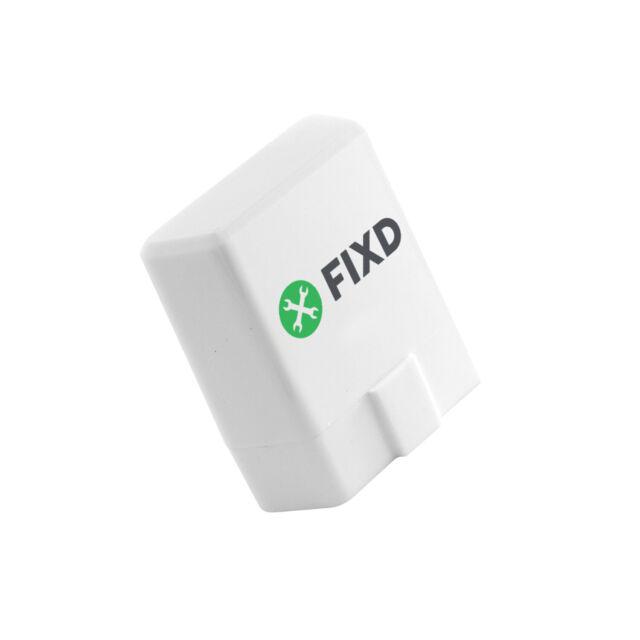 FIXD OBD-II 2ND GEN ACTIVE CAR HEALTH MONITOR Bluetooth ENGINE DIAG SCAN TOOL