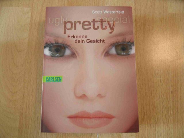Pretty - Erkenne dein Gesicht von Scott Westerfeld (2007, Taschenbuch) PN216
