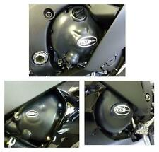 R&G ENGINE CASE COVER KIT (3 Covers) for YAMAHA YZF-R6, 2008 to 2016
