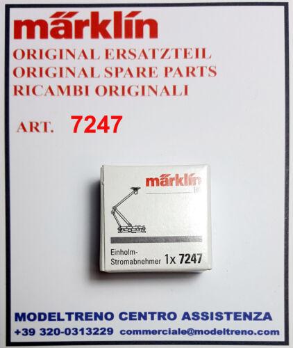 MARKLIN 7247   PANTOGRAFO  EINHOLM-STROMABNEHMER  TYPE 12