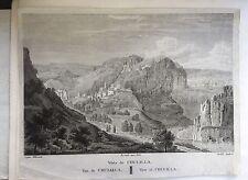 SPAGNA,Voyage pittoresque historique de l'Espagne par Alexandre de Laborde 8 tav