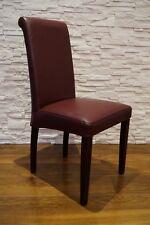 Echtleder Stühle Esszimmer Echt Leder Stuhl Lederstühle Große Auswahl an Farben