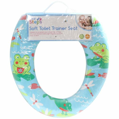 First Steps Soft Toilet Trainer Seat FS016