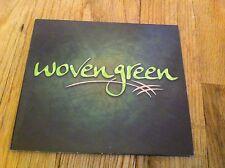 WOVEN GREEN CD  Rock Fusion Folk R&B Jazz Alternative World Generation Zero Love