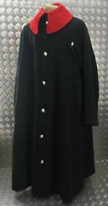 Genuine British Army Issue Blues & Royals RHG Wool Long Coat 1st D Guards LMCT1