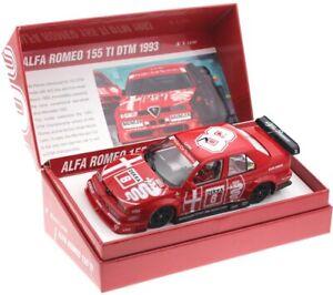 Slot.it sicw 22 Alfa Romeo 155 v6 ti DTM 1993 nº 8 winner? s Collection limited e