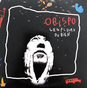 Pascal-Obispo-CD-Single-Les-Fleurs-Du-Bien-France-EX-EX