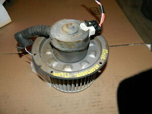 A//C Blower Motor Assembly for 2002-2005 Ford Explorer //2002-2003 Ford Explorer Sport Trac //2002-2005 Mercury Mountaineer