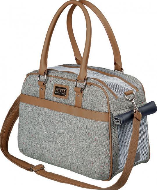 Trixie 36253 Bag Helen 19×28×40 cm , Grey