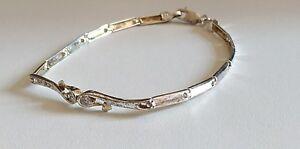 Bracelet-en-argent-massif-et-zirconium