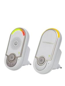 Motorola Digital Audio Baby Travel Monitor 1 Pack MBP 8