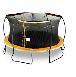 Sportspower TR-0080-180 Steelflex 15 ft  Trampoline with Electron Shooter