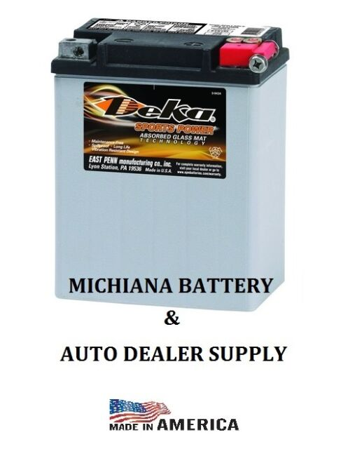 Autocraft Etx15 Power Sport Battery Agm Non Spillable Brand For Sale Online Ebay