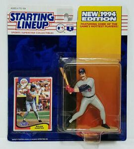 BRIAN HARPER - Minnesota Twins Kenner Starting Lineup MLB SLU 1994 Figure & Card