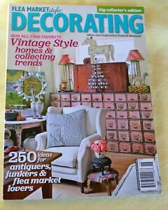 Details about FLEA MARKET STYLE Decorating Magazine 2013 Issue #146 Ideas  from Ki Nassauer