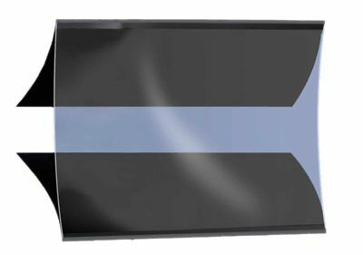 Briefmarken Schwarz 24 X 20 Mm Geschickte Herstellung FäHig Prinz Gs2420 Zuschnitte Gard