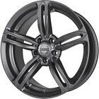 Jantes roues Tecnomagnesio Vortex 8x18 5x120 Et35 Graphite lucido BMW X5 8791