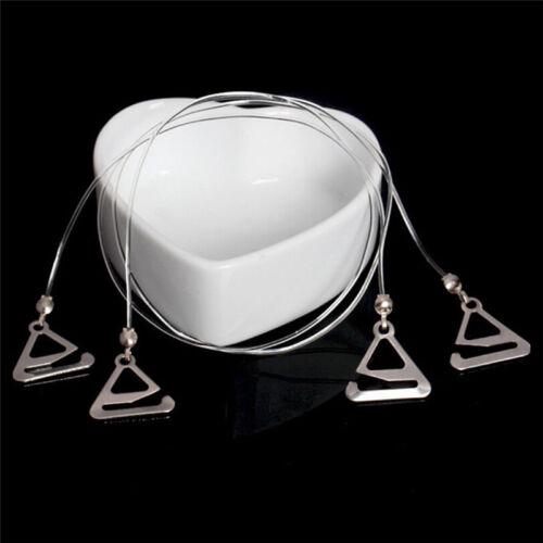 Damenmode Transparente unsichtbare BH-Träger Unterwäsche-Accessoire